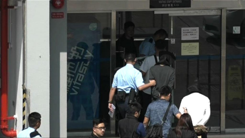 兩男尖東涉製毒販毒及傷人被捕