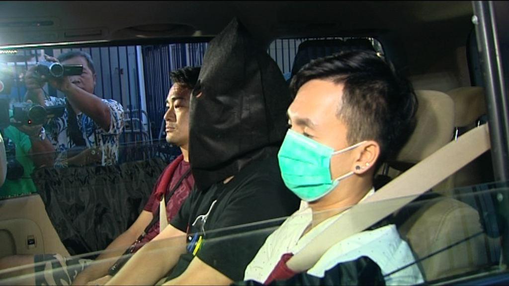警方元朗檢60萬元冰毒拘兩男