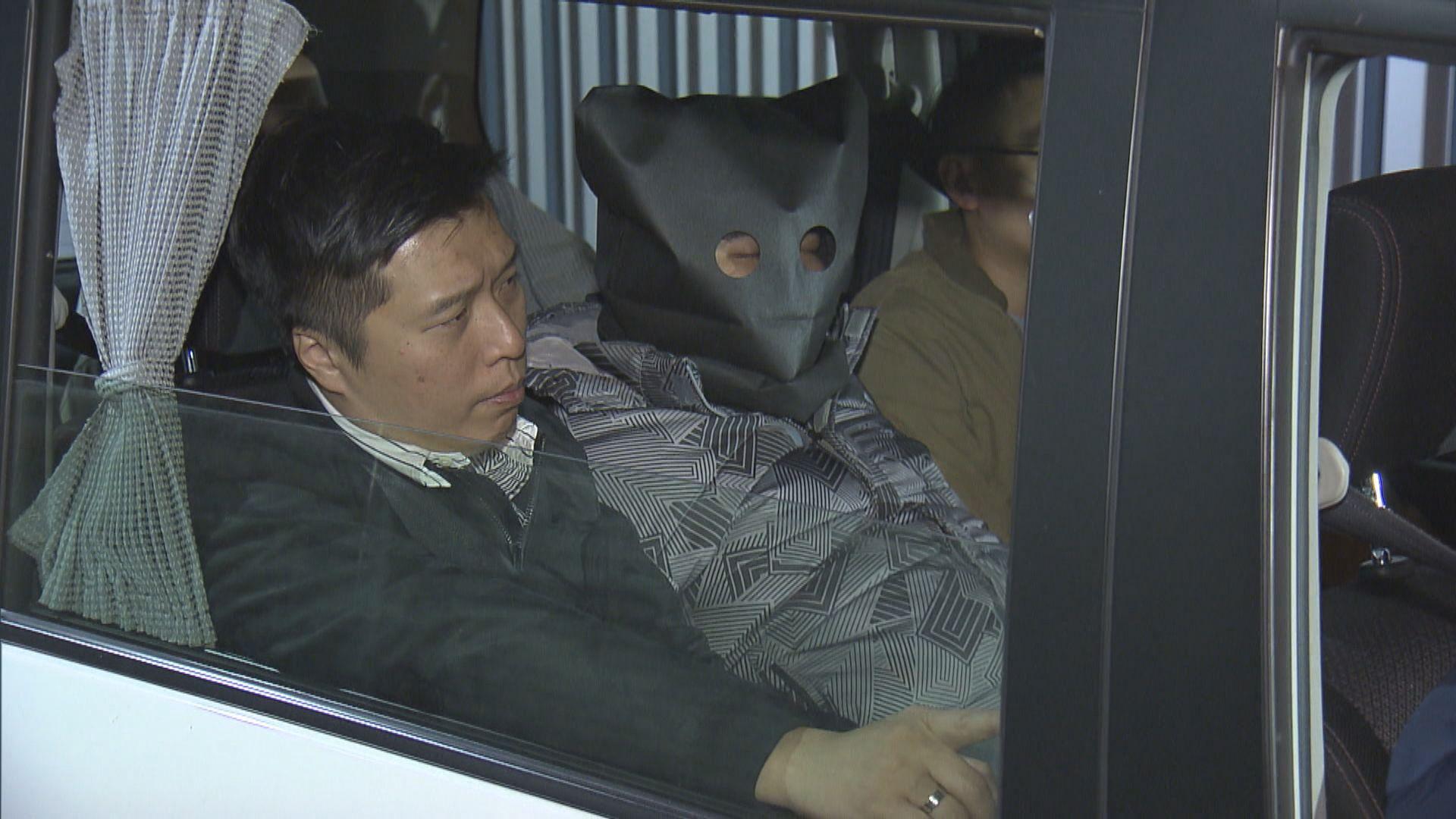 警方聯同海關機場截三男女涉販毒