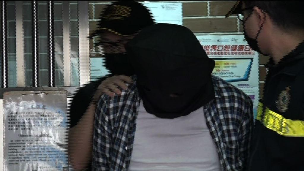 兩男攜大麻花落馬洲衝關被捕