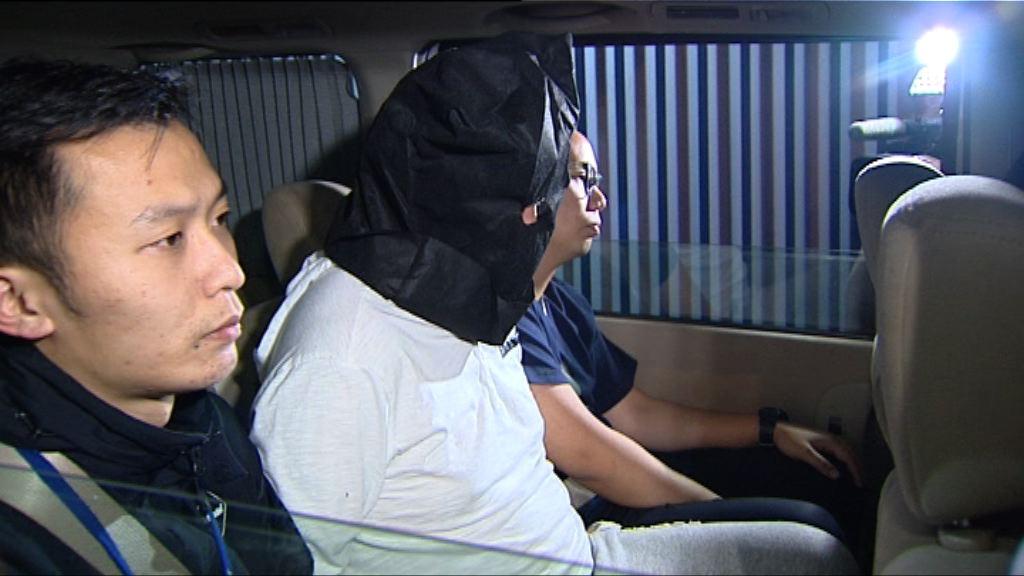 男子以舊奶粉罐藏毒逾千萬被捕