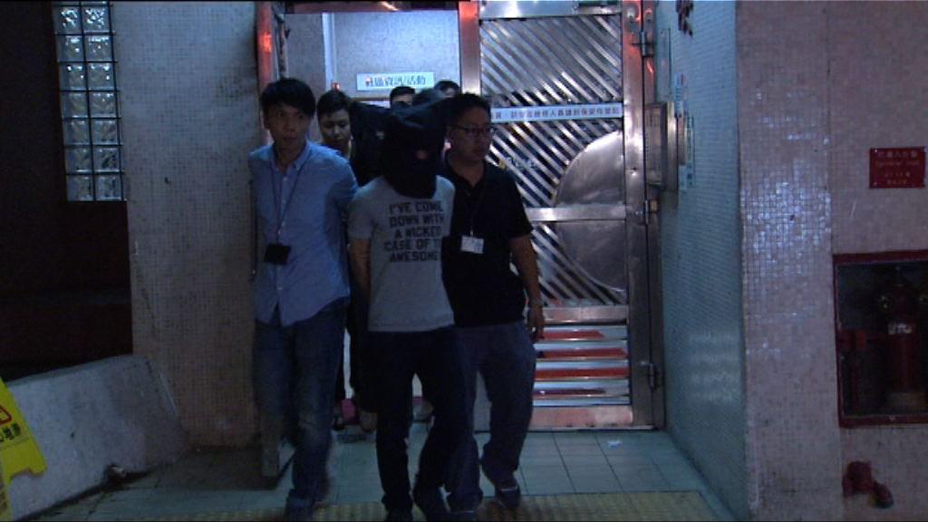 將軍澳兩男女涉販毒被捕