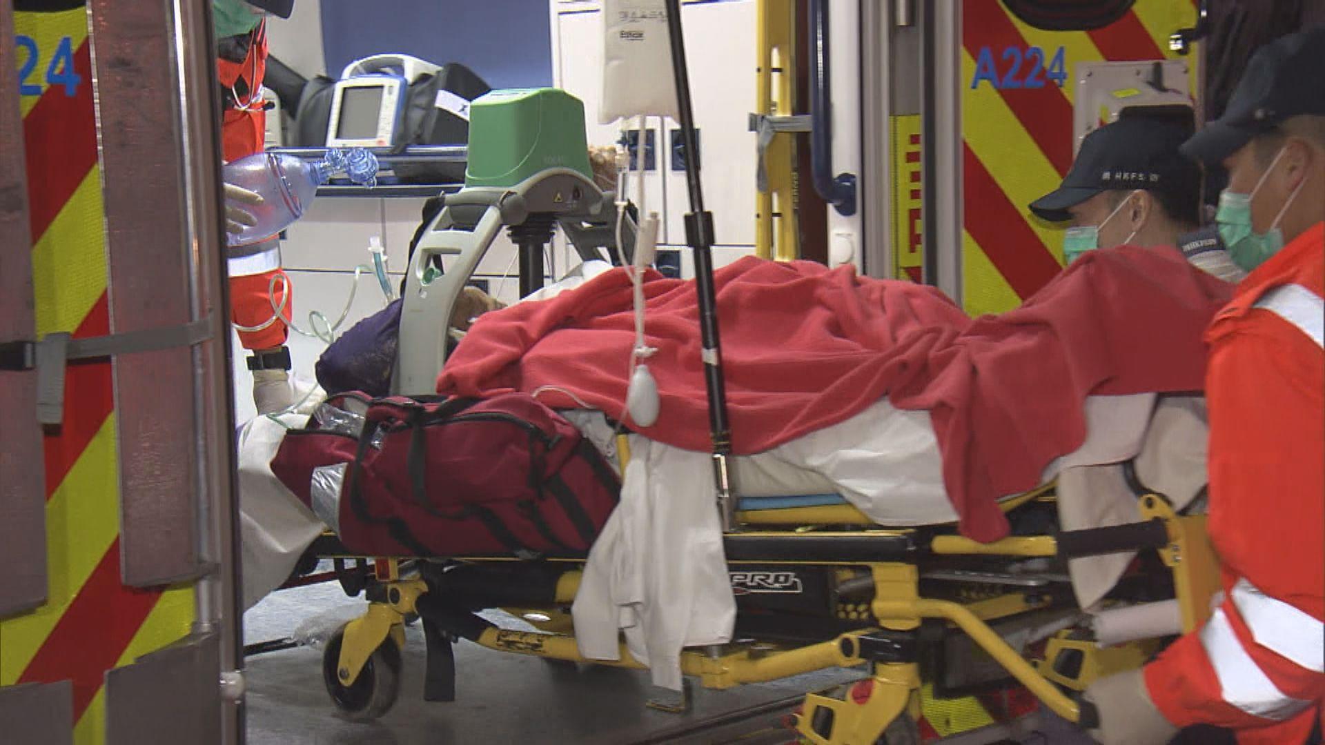 赤柱老婦游泳疑遇溺送院後死亡