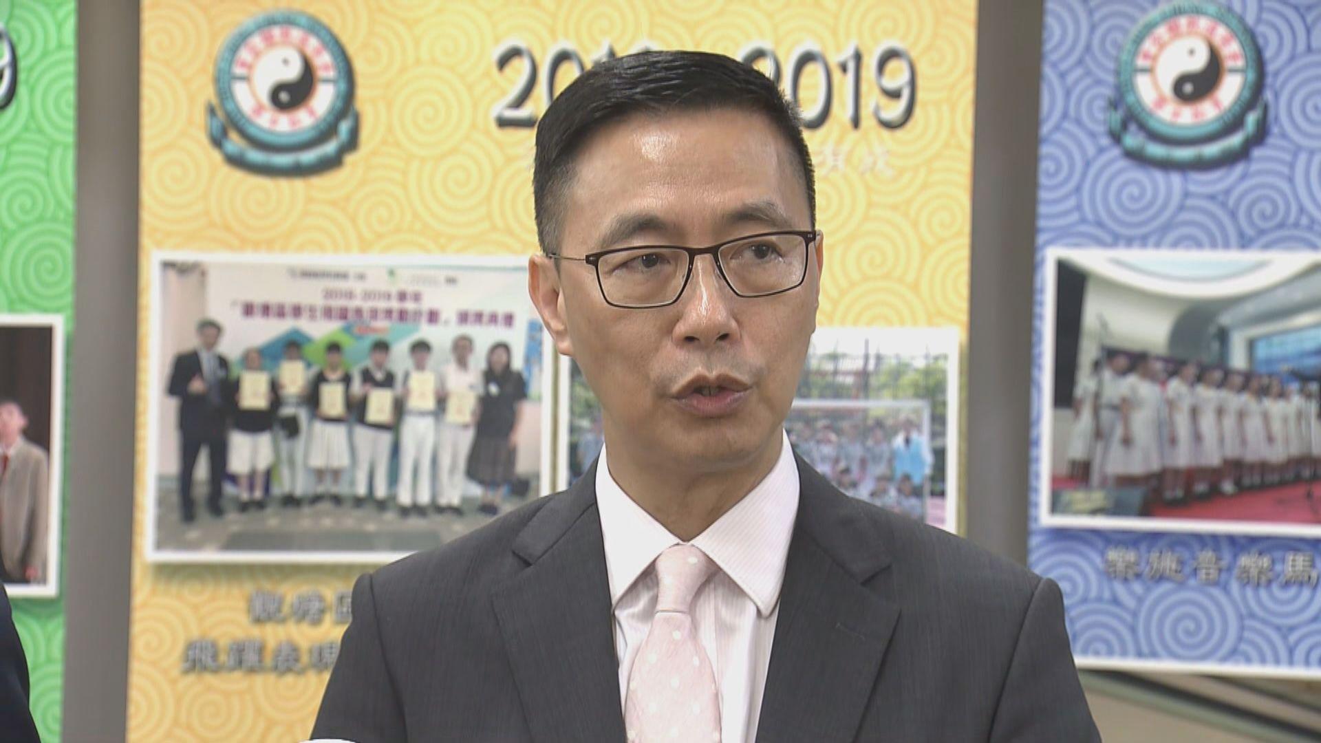 楊潤雄:不認為年輕人出了問題