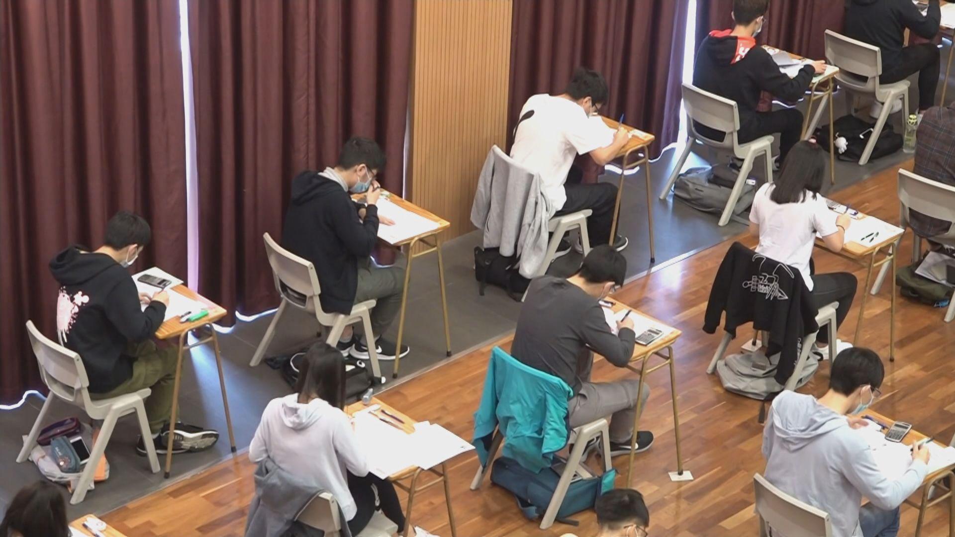 青協調查:逾五成文憑試考生壓力指數偏高