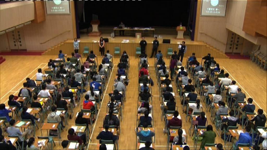 學友社:文憑試考生壓力指數上升
