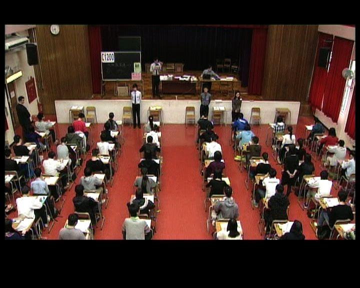 通識文憑試考生誤將執法當法治