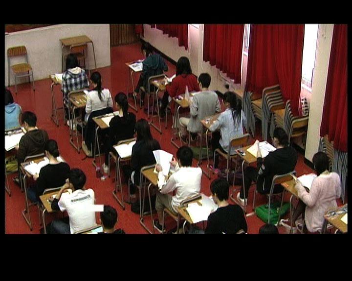 文憑試報告:考生不懂何為法治