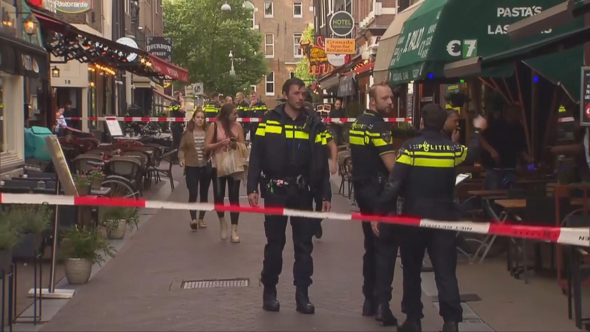 荷蘭著名記者街頭遭人槍擊 情況危殆