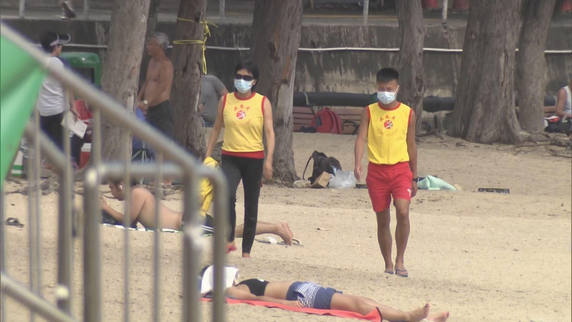 深水灣泳灘周五起暫停救生服務及關閉部分設施