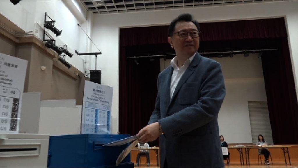 立法會選舉周日舉行 選管會已寄投票通知書