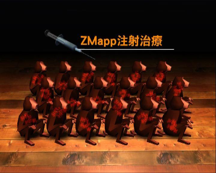 ZMapp百分百治癒染病猴子
