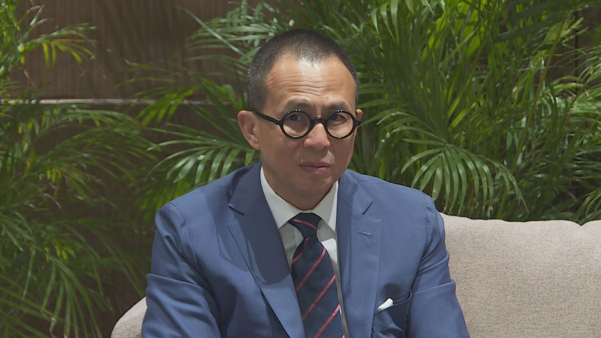 消息︰長和資深顧問李嘉誠不參選選委 次子李澤楷參選