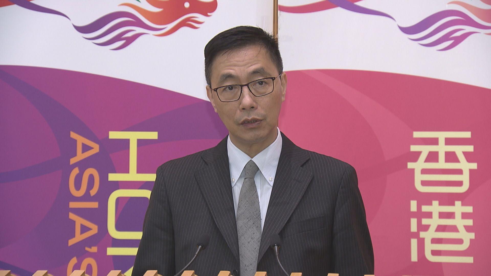 楊潤雄:升學途徑多 考生毋須過分憂心