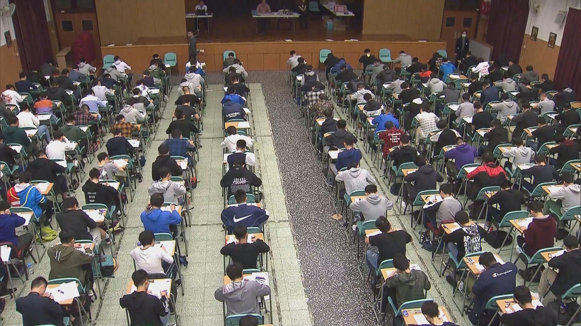 羅致光︰文憑試特殊需要考生安排增15%