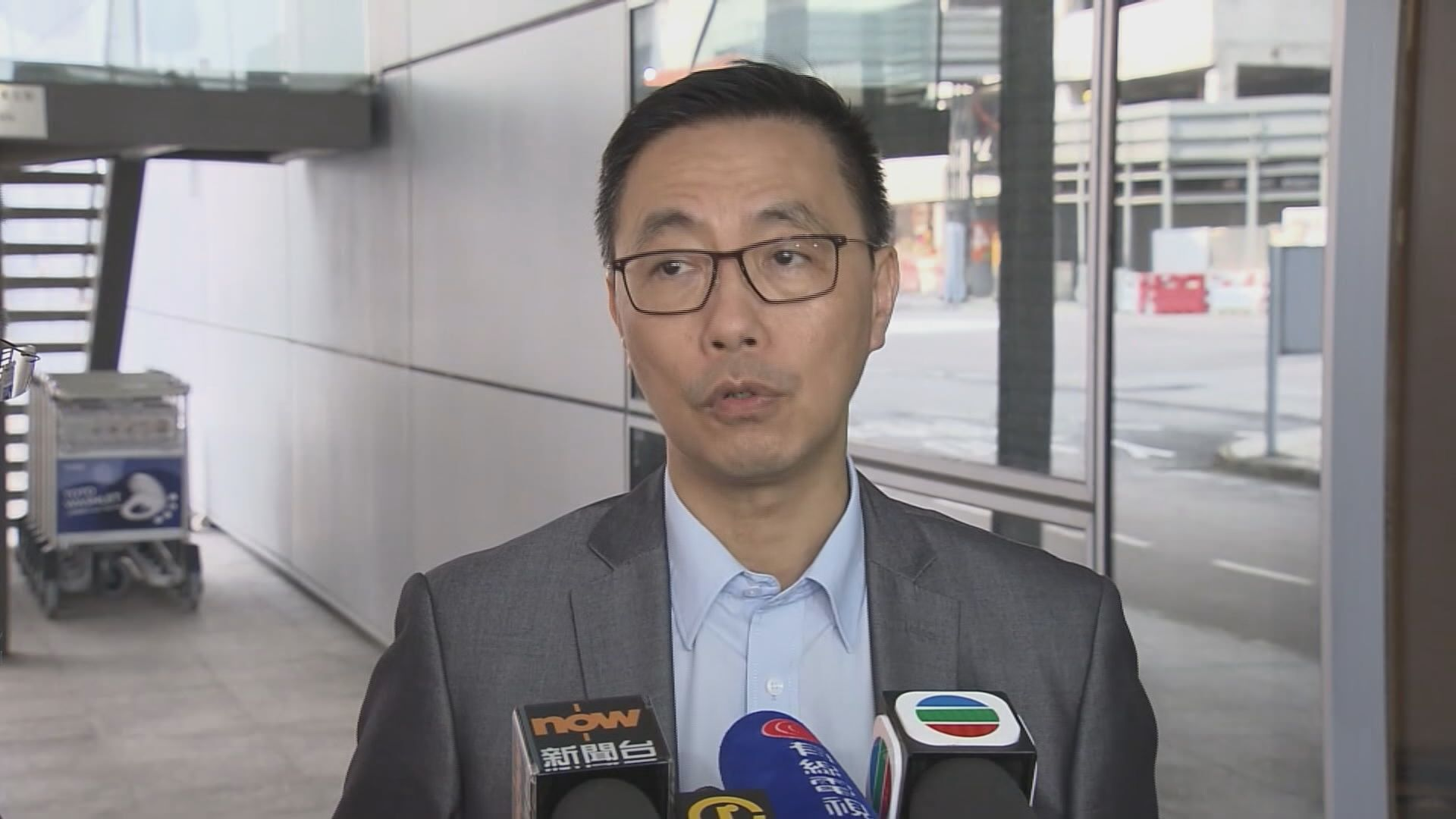 楊潤雄:去信中學提防校園有港獨宣傳