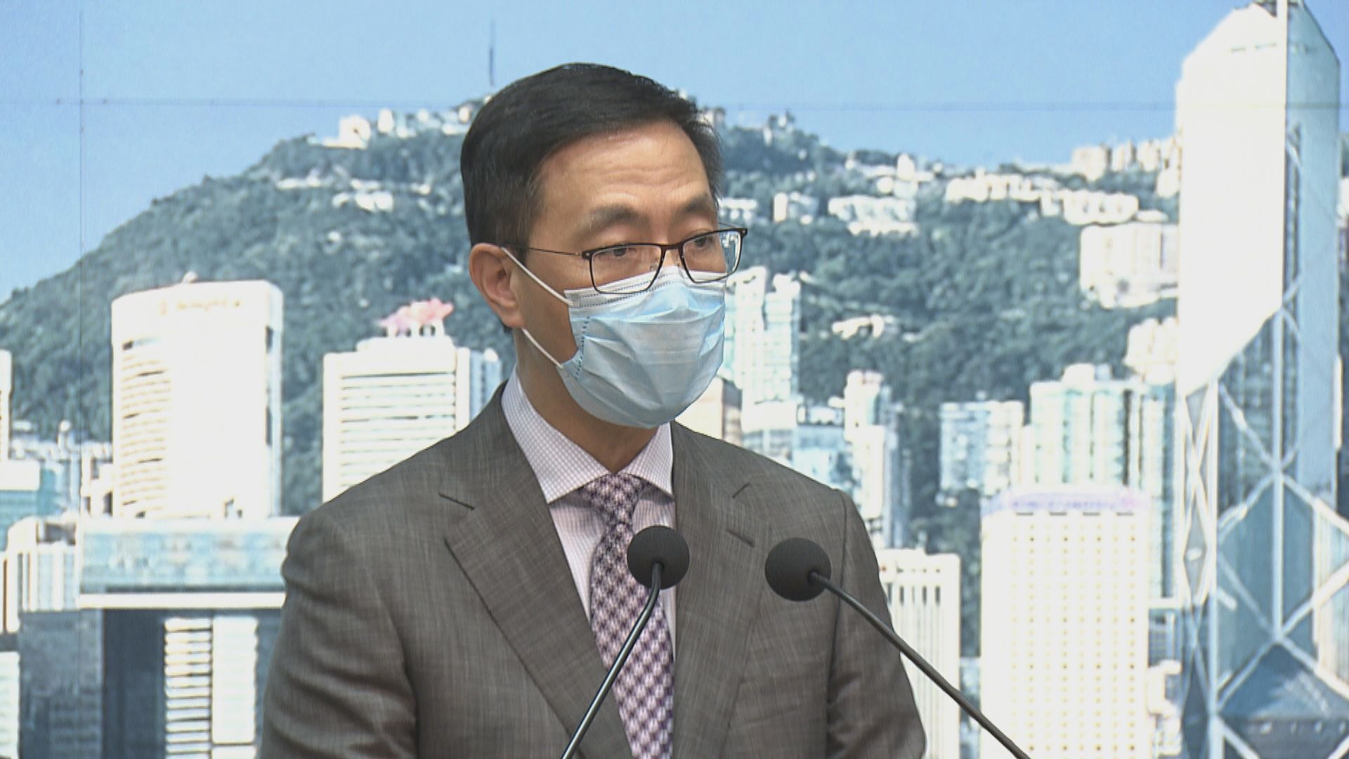 楊潤雄︰香港沒有三權分立是事實 須於教科書表明