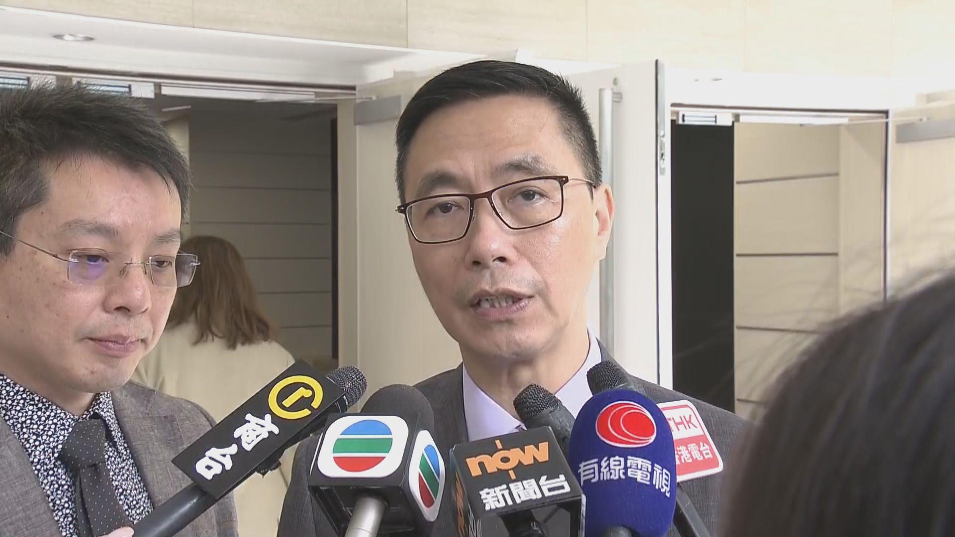 楊潤雄:會檢討對私校日常監察