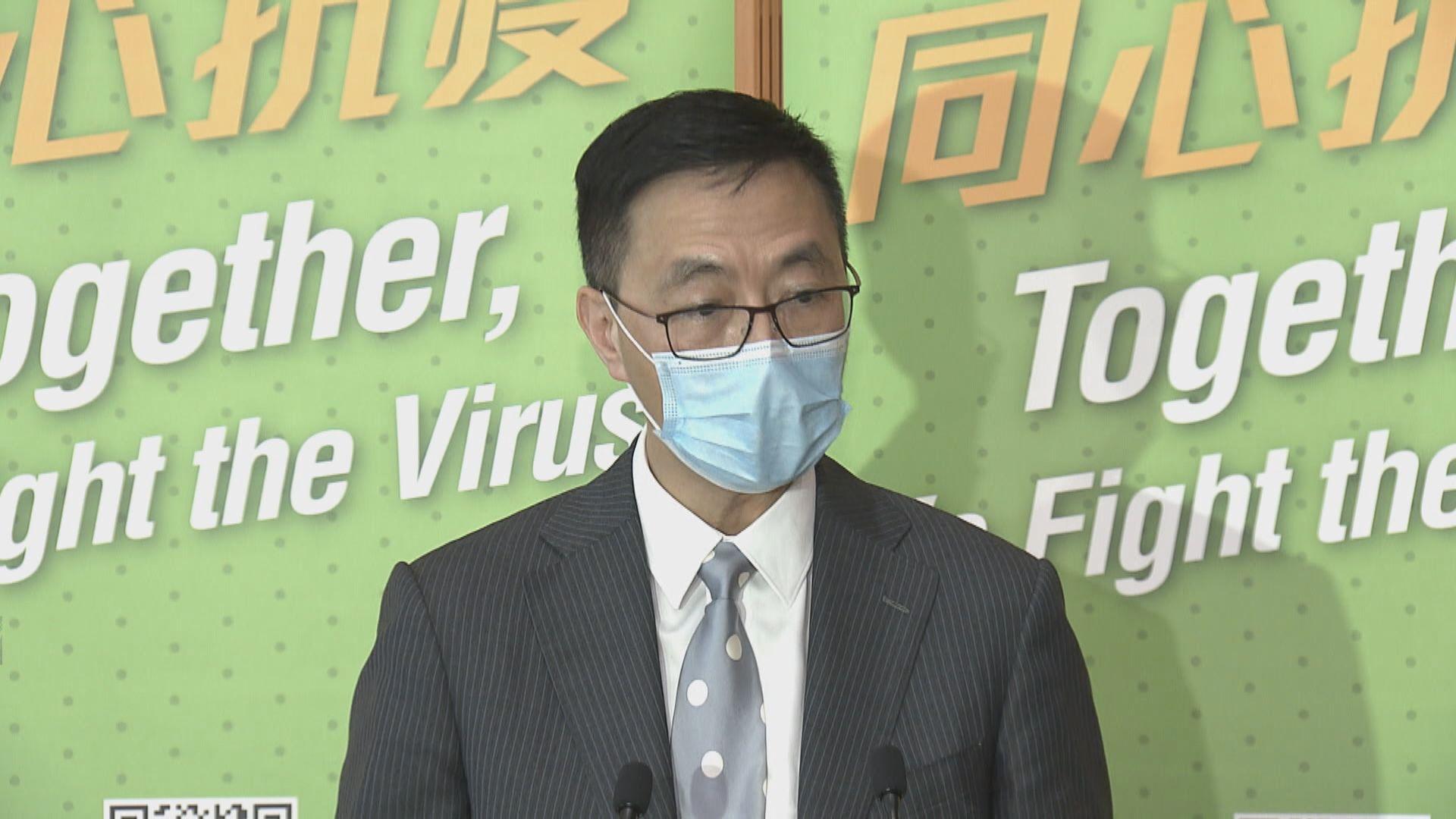 楊潤雄:學校非感染源頭 可繼續靜態考試