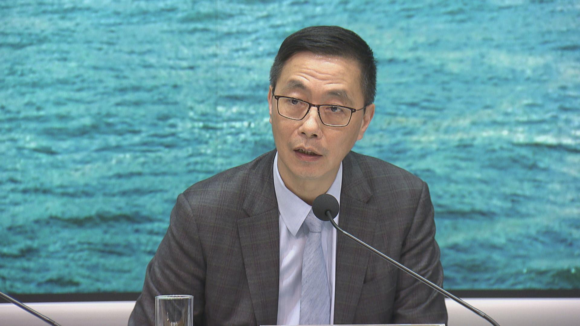 楊潤雄:按程序處理孔聖堂中學教職員個案
