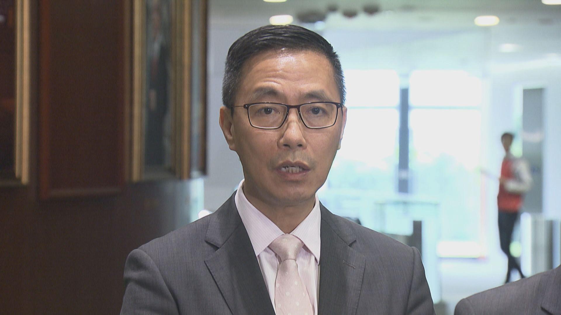 有學生被警截查 楊潤雄:警方旨在維持治安