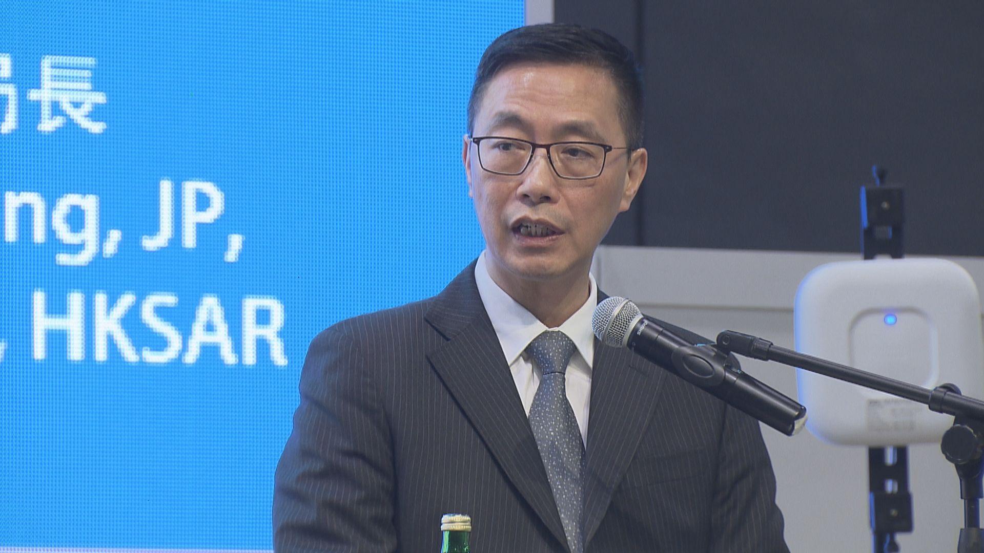 楊潤雄︰反國安法公投無意義 學生不應浪費時間
