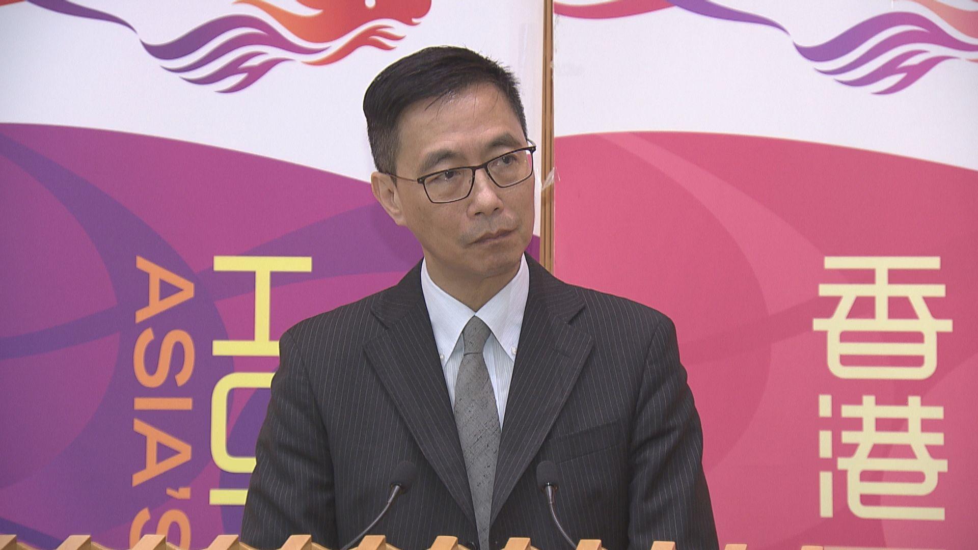 楊潤雄:研究明年文憑試或延後及縮短考試時間