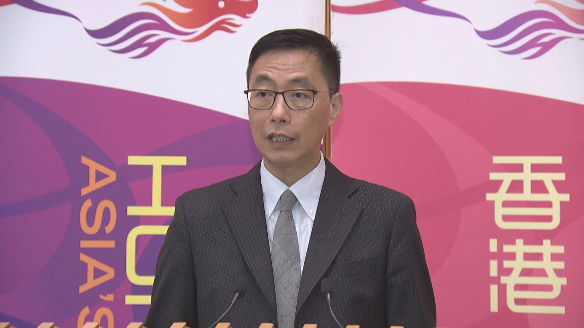 楊潤雄:基本法下「三權分立」說法不準確 通識教科書要清楚表述