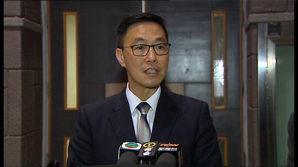 楊潤雄對五歲女童疑遭虐死感難過