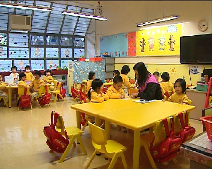 教育局公布15/16年幼稚園收生安排