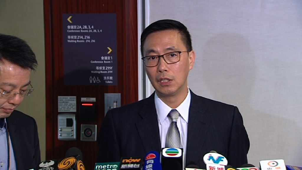 楊潤雄:關注為學生提供安全環境