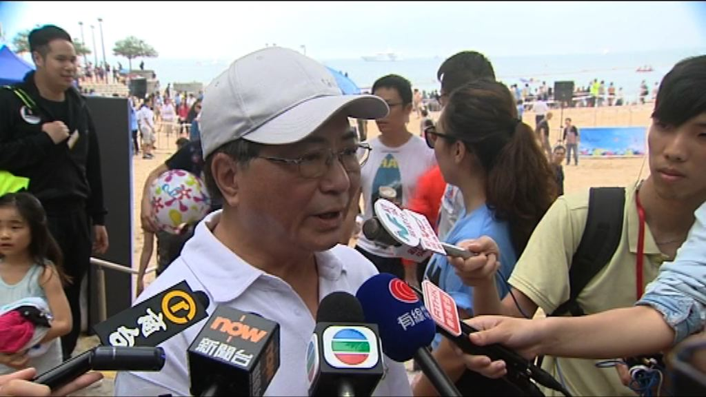 吳克儉:按機制處理中大校董會主席
