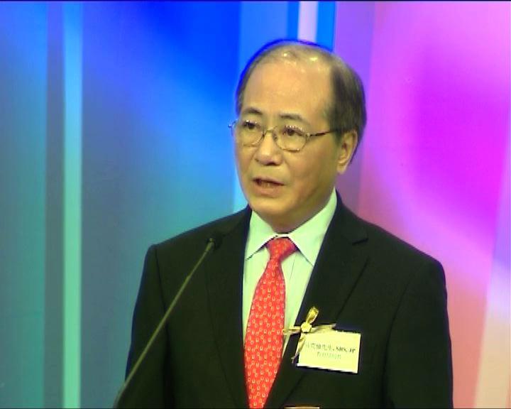 吳克儉:反對以罷課達政治目的