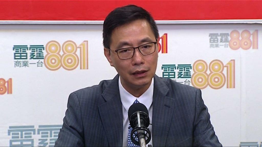 楊潤雄指學校應用資源增設教席