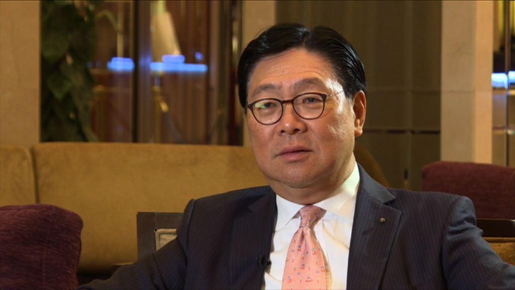 馬時亨獲委任為香港教育大學校董會主席