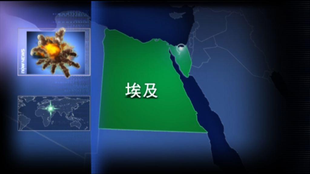 埃及清真寺遭武裝分子襲擊至少155死