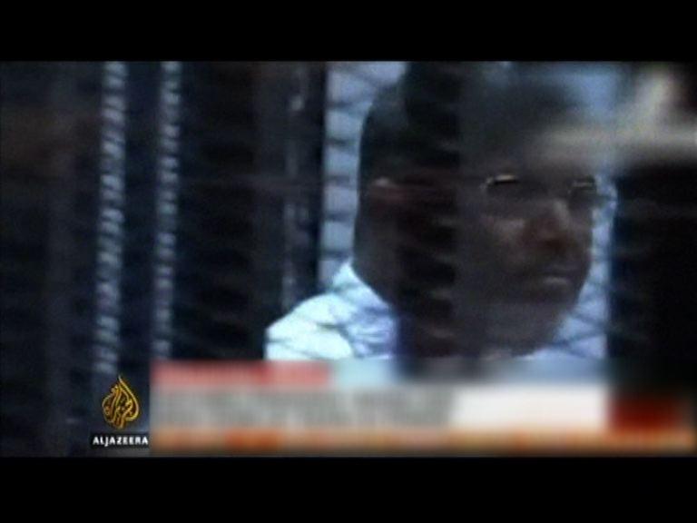埃及前總統穆爾西判囚廿年