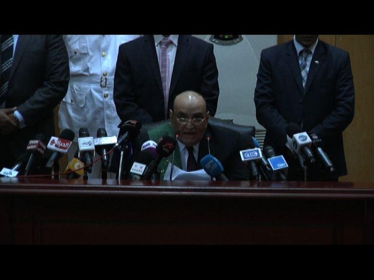 法庭對穆爾西多項罪名作首項判決