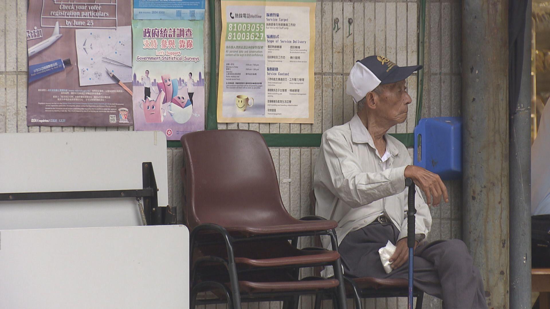 社聯調查:兩成半高危護老者出現抑鬱