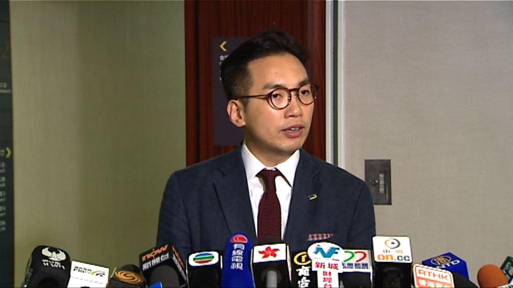 食環署撤銷票控老婦 楊岳橋:尚欠道歉