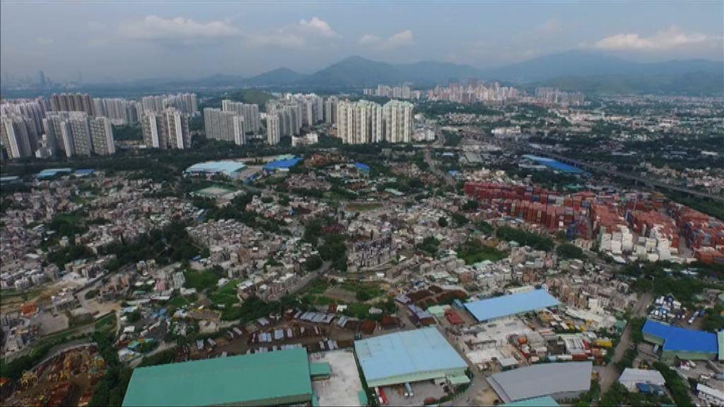 新界人口增 選區有壓力重劃