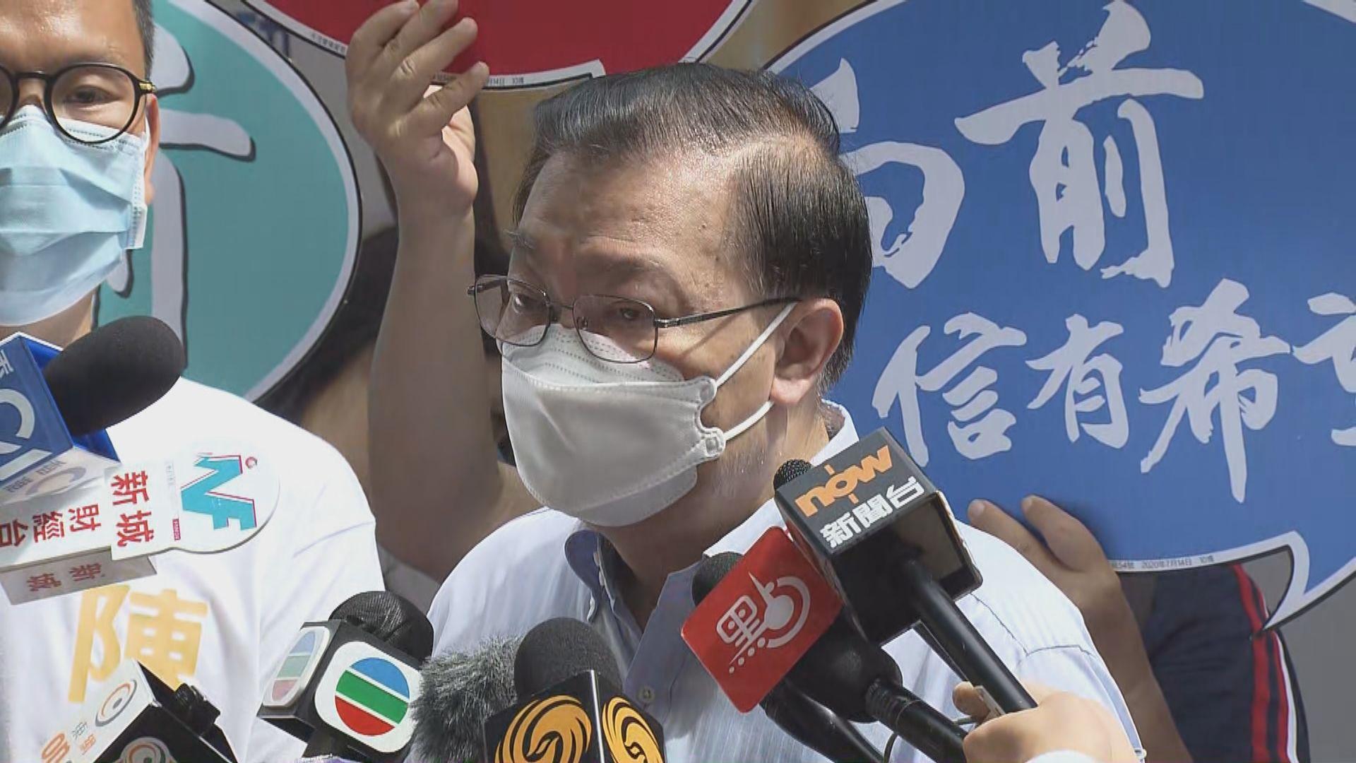 譚耀宗倡政府考慮押後選舉 陳淑莊憂議會真空