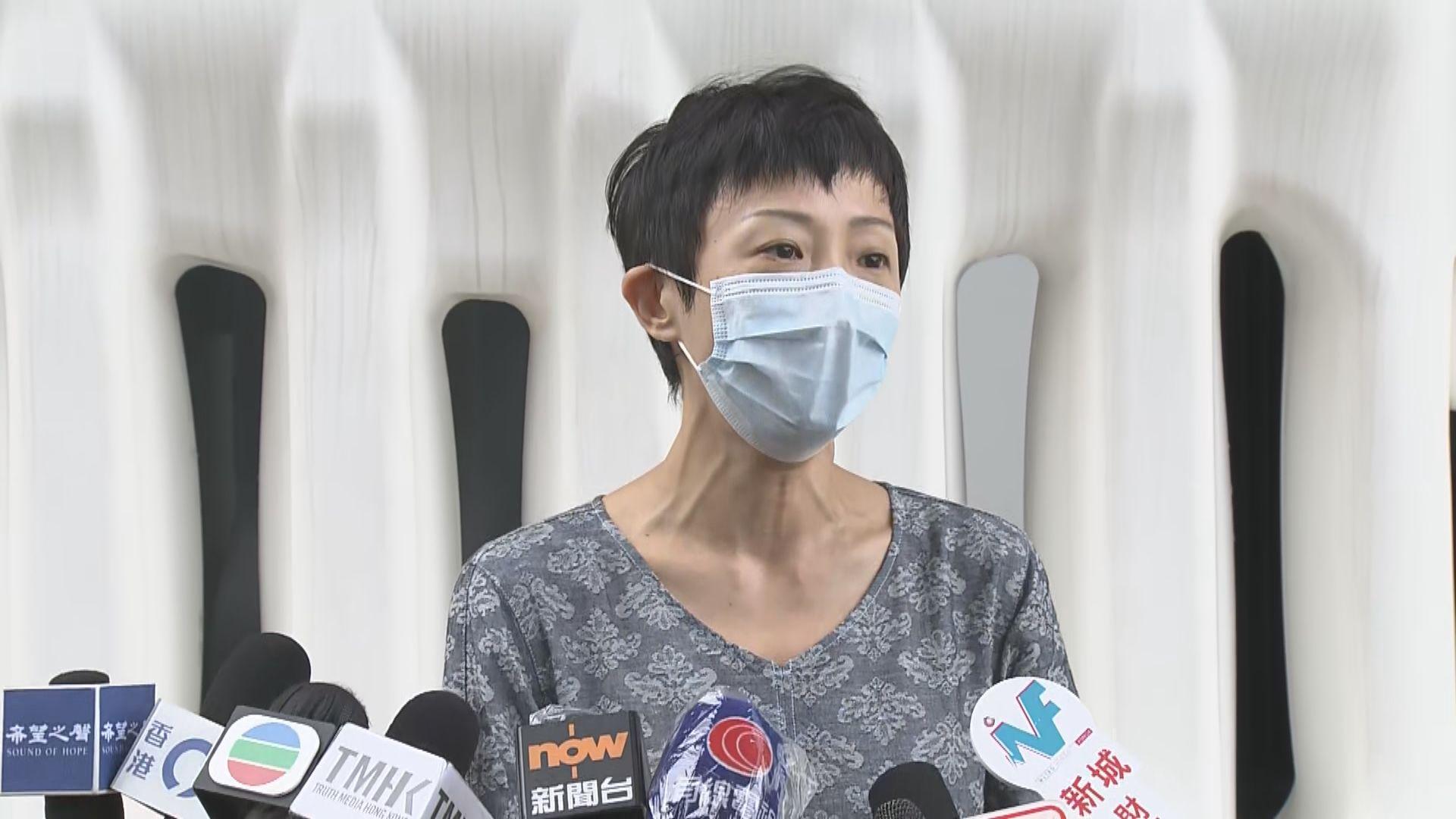 陳淑莊憂押後選舉令會議真空 去信政府要求清晰交代