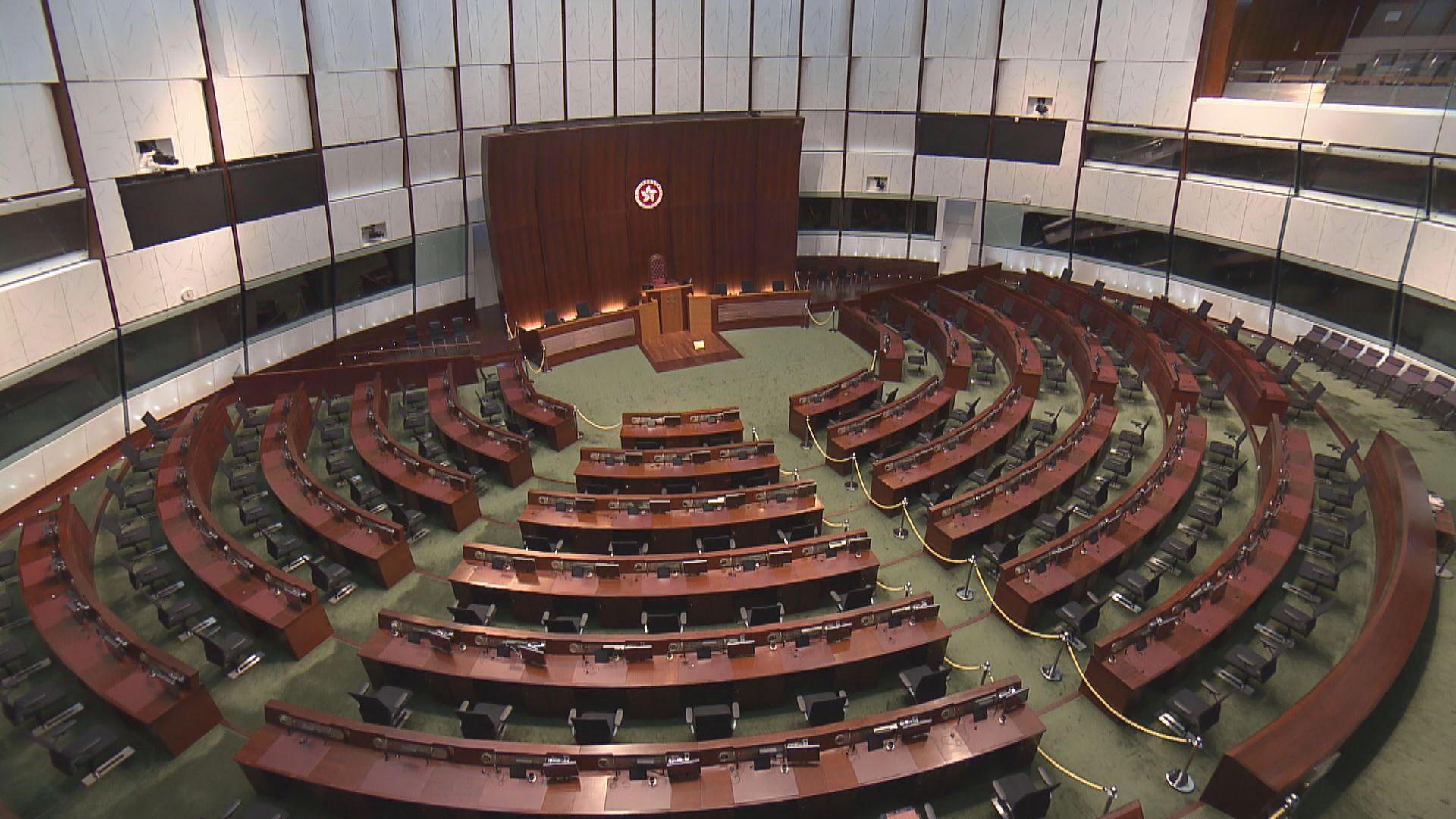功能組別六個區議會議席取消 九個界別保留個人票