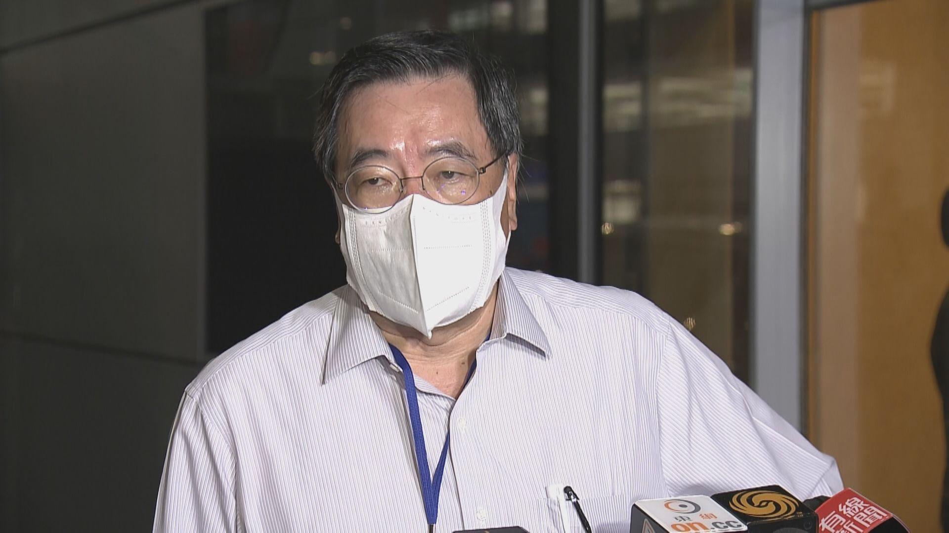 梁君彥:政府需向議員及公眾解釋改革選舉制度好處