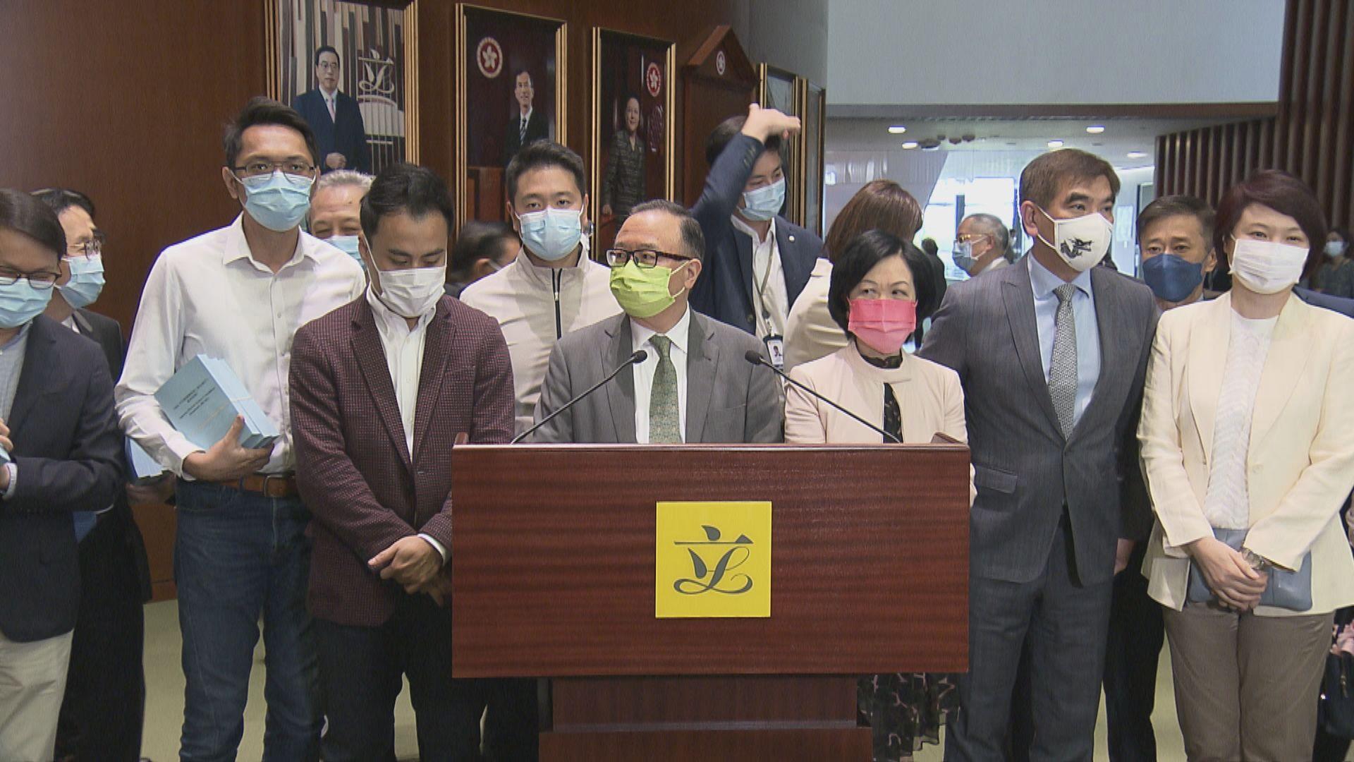 廖長江︰選舉制度修訂審議工作緊逼 會全力配合