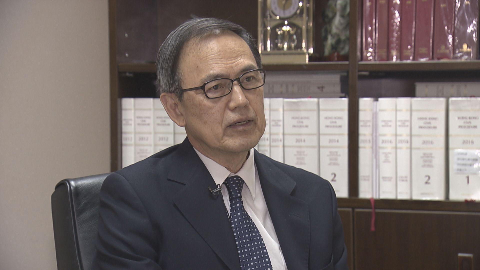 前私隱專員蔣任宏:遺失選民登記冊或涉刑責