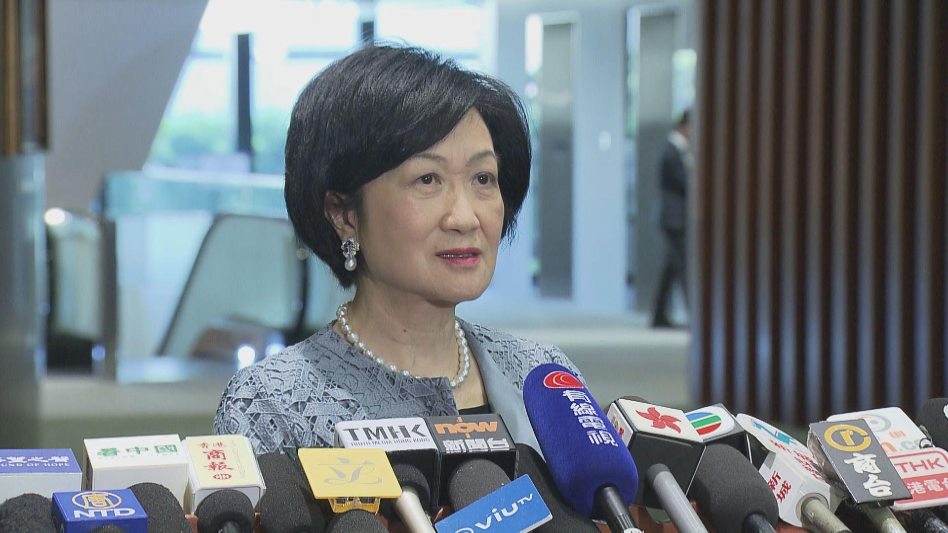 葉劉:黃之鋒有否參選資格非選舉主任能決定