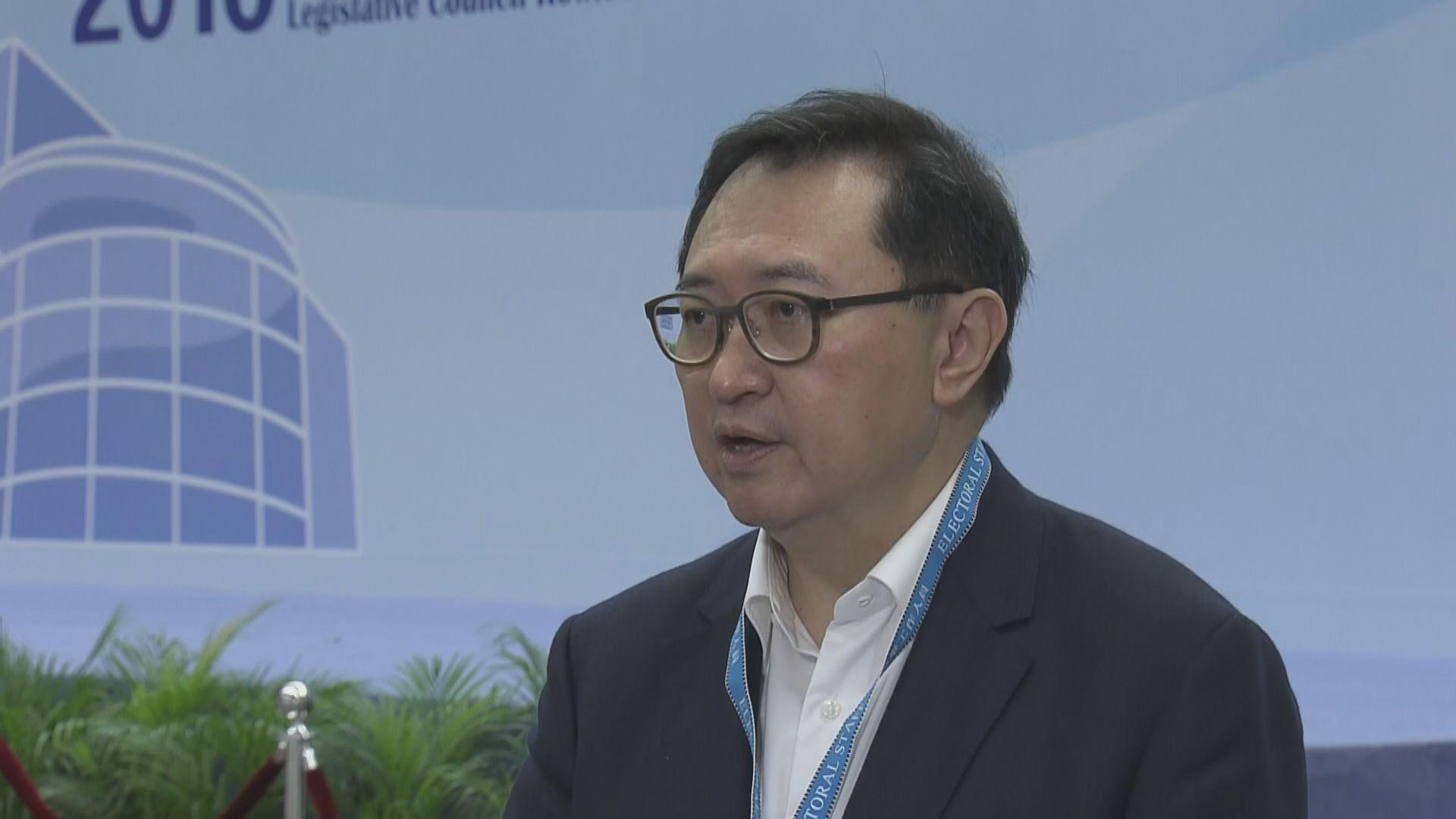馮驊:選舉提名期前宣傳亦可被視為選舉廣告