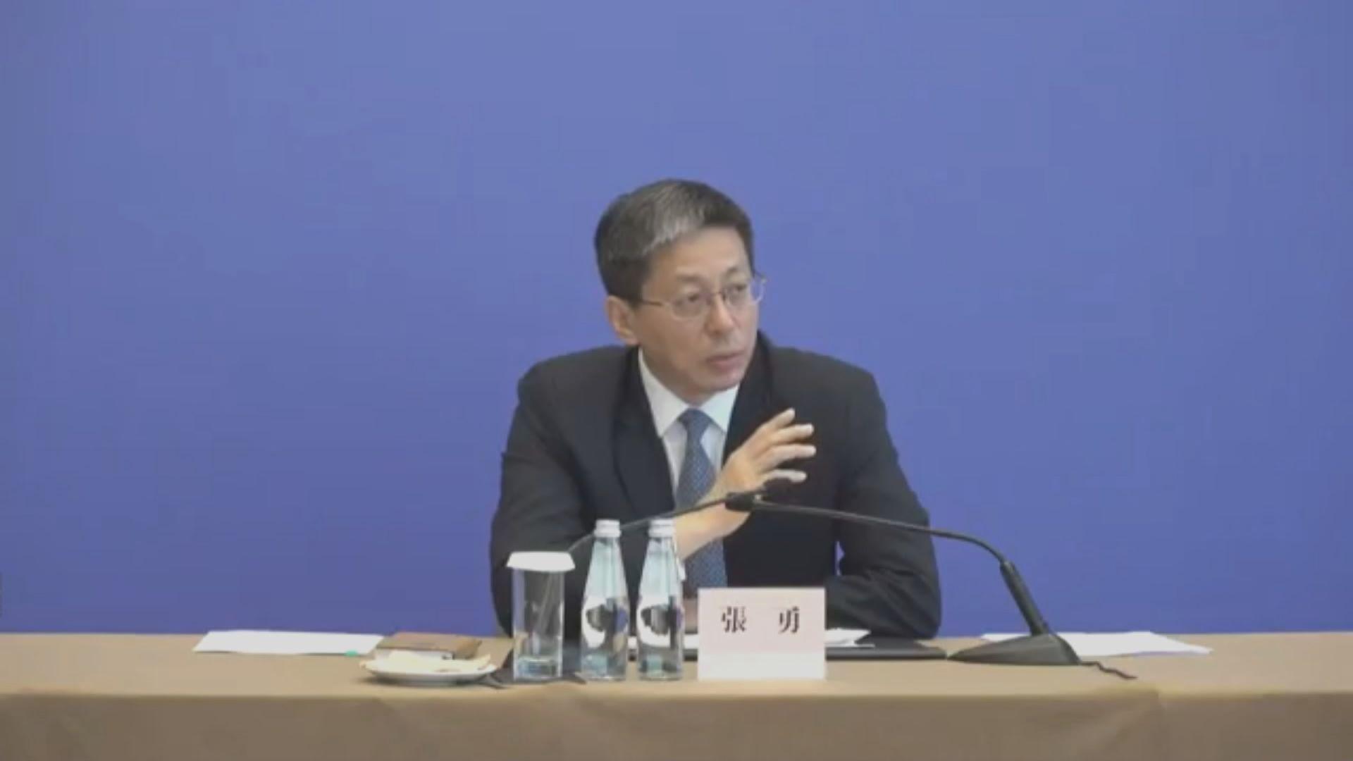 張勇:改革選舉為提高港管治效能 行政立法應理性制衡